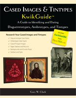 Cased Images & Tintype Book Cover