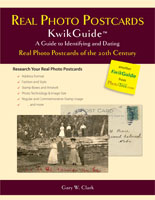 Real Photo Postcards Book Cover